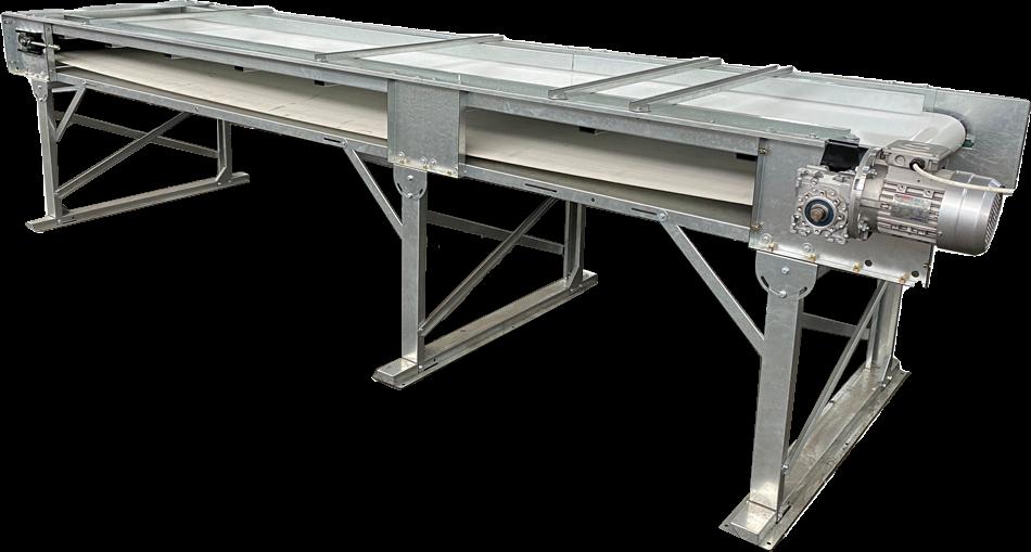 DryMac Conveyors Macadamia Agricultural